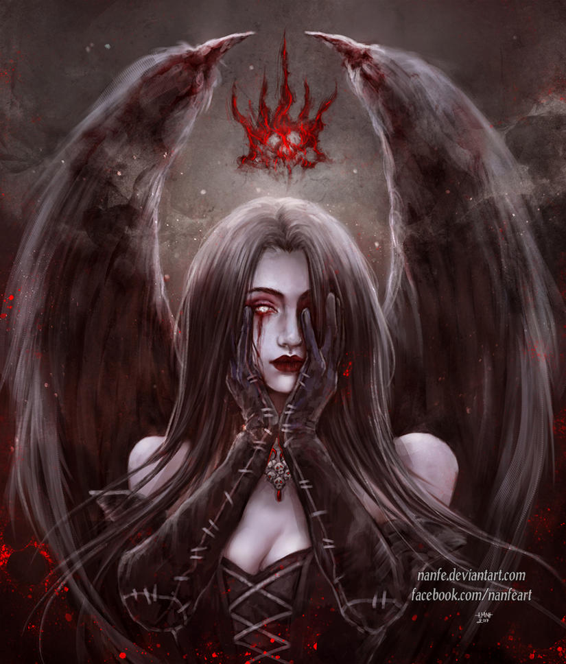 darkhearted by NanFe