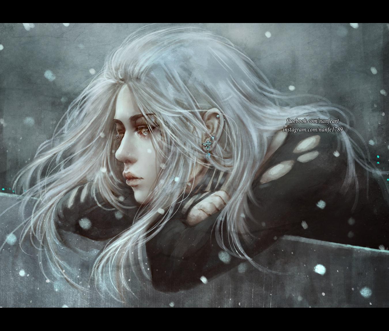 winter in my heart by NanFe