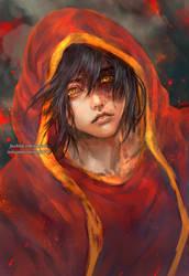 fire prince by NanFe