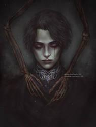 burdened by eternity by NanFe