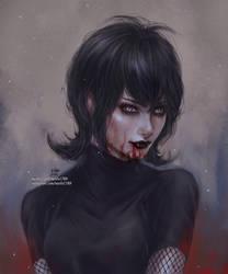 Vampire Girl Mavis