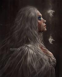 Pale Enchantress by NanFe