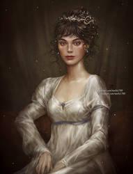 Elizabeth Bennet by NanFe