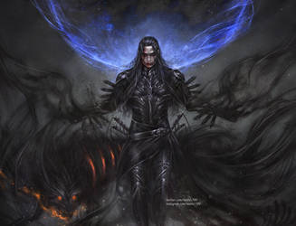 Lord of Blades by NanFe