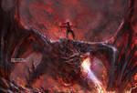 Drogo Drogon by NanFe