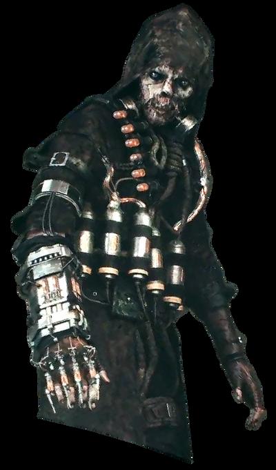 Arkham Knight - Scarecrow Render by Spider-Man91 on DeviantArt: spider-man91.deviantart.com/art/Arkham-Knight-Scarecrow-Render...