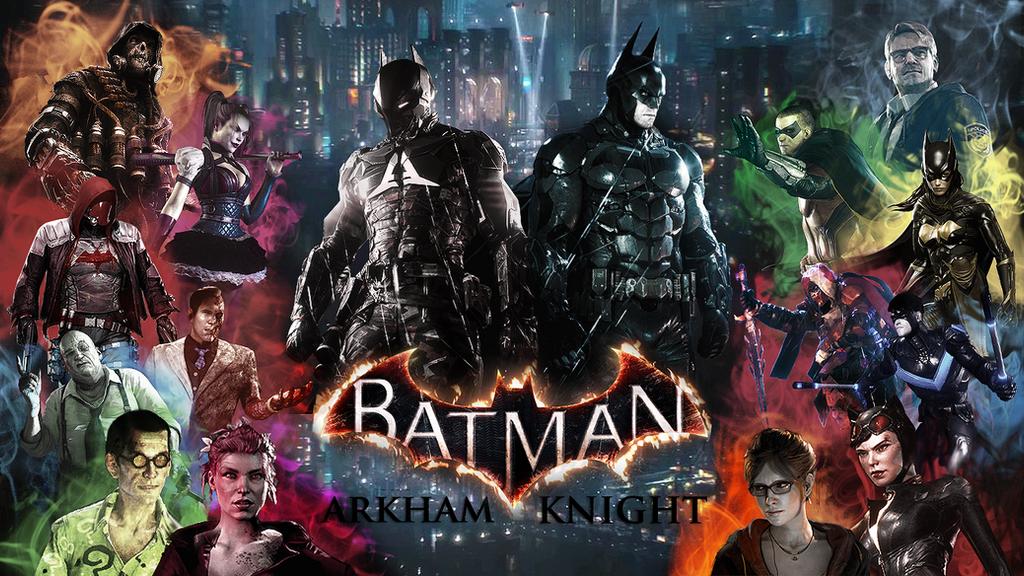 Arkham Knight Wallpaper By Spider Man91