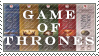 Game of Thrones Book Spines by DinoGalaxy