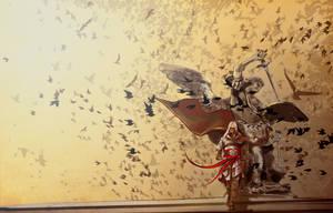 AC_SPN_White Knight by mad-samurai