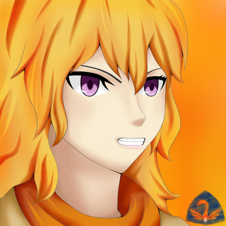 Yang Xiao Long Wallpaper: Yang Xiao Long By Asakura-Hizaki On DeviantArt