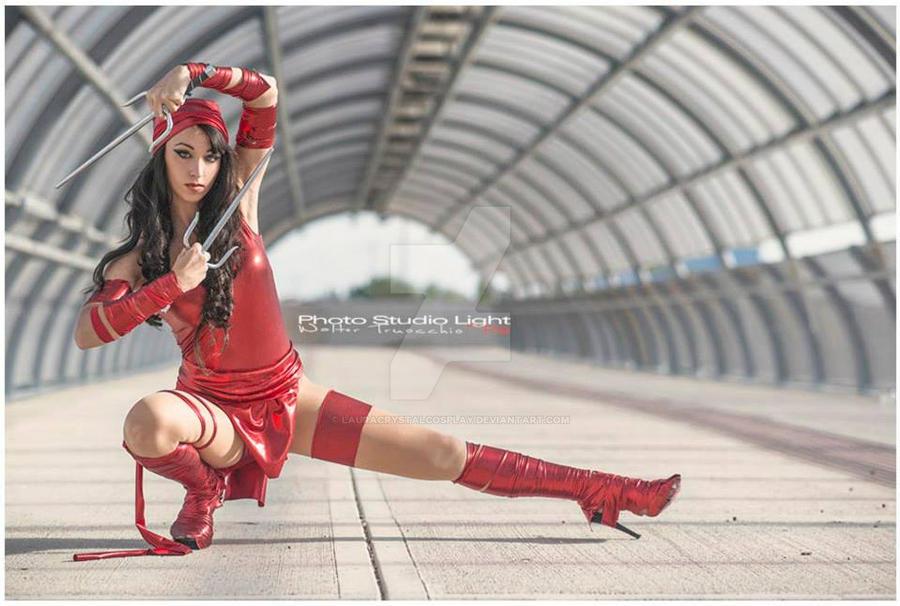 Pubg By Sodano On Deviantart: Elektra Cosplay By LauraCrystalCosplay On DeviantArt