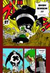 Zoro vs Kuma