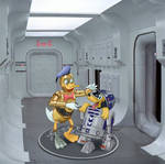 D 3CK and R2 Plu To