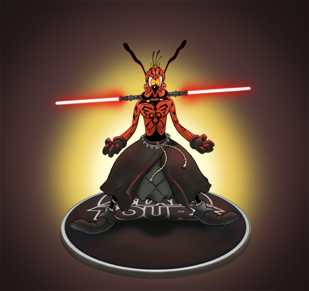 Goof Maul by Thumper-001