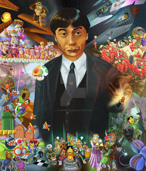 Shigeru Miyamoto Tribute
