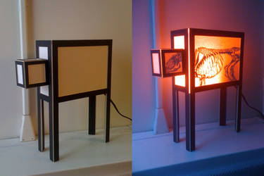 Reveal Lamp by DOTBstudios