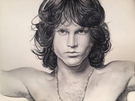 Jim Morrison by JTRIII