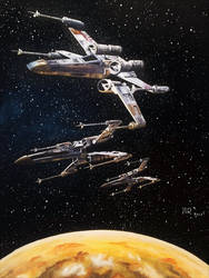 Rogue Squadron by JTRIII