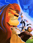 The Lion King by JTRIII