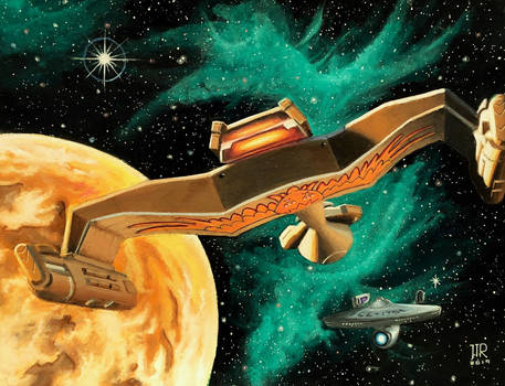 Romulan Encounter