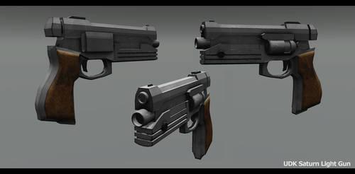 Saturn Light Gun - UDK