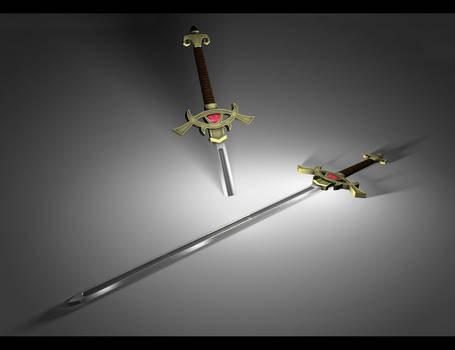 Aribeth's Blade
