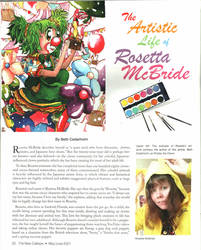 my  interview in the clowns of america