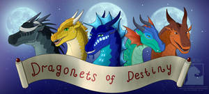 Dragonets of Destiny [Wings of Fire]