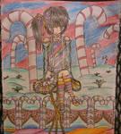 Aminta - Candycane Princess