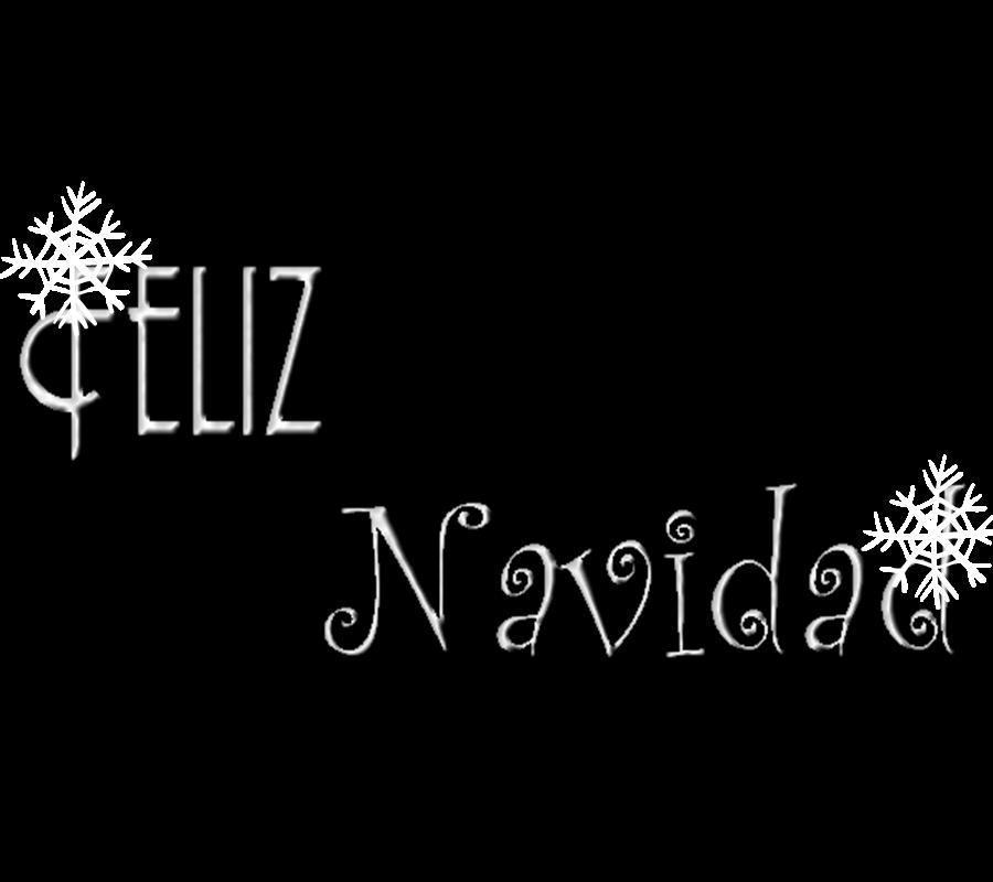 Texto PNG - Feliz Navidad by ailuchiis15 on DeviantArt