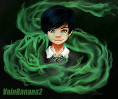 Tom Riddle by VainBanana2