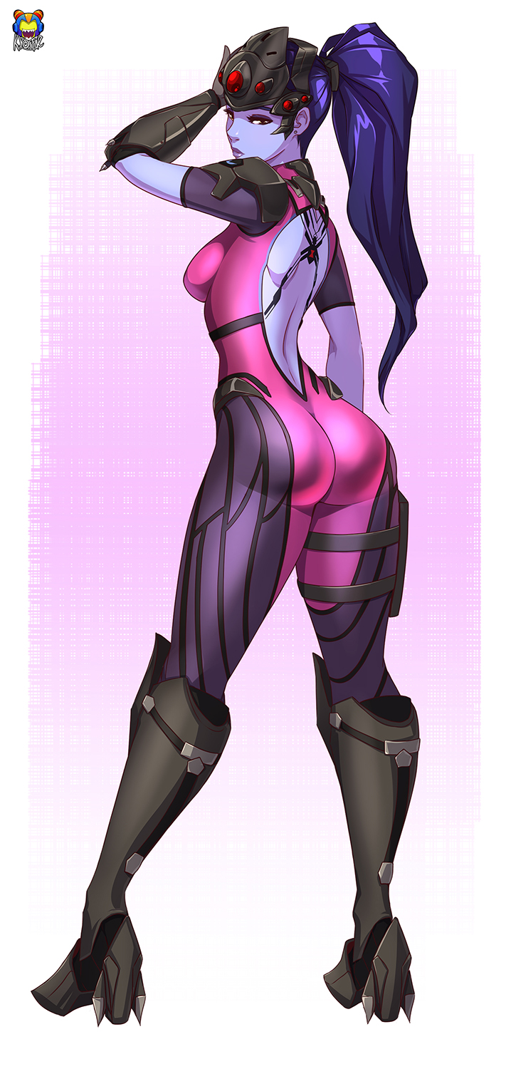 widowmaker nude