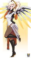 Mercy Fanart