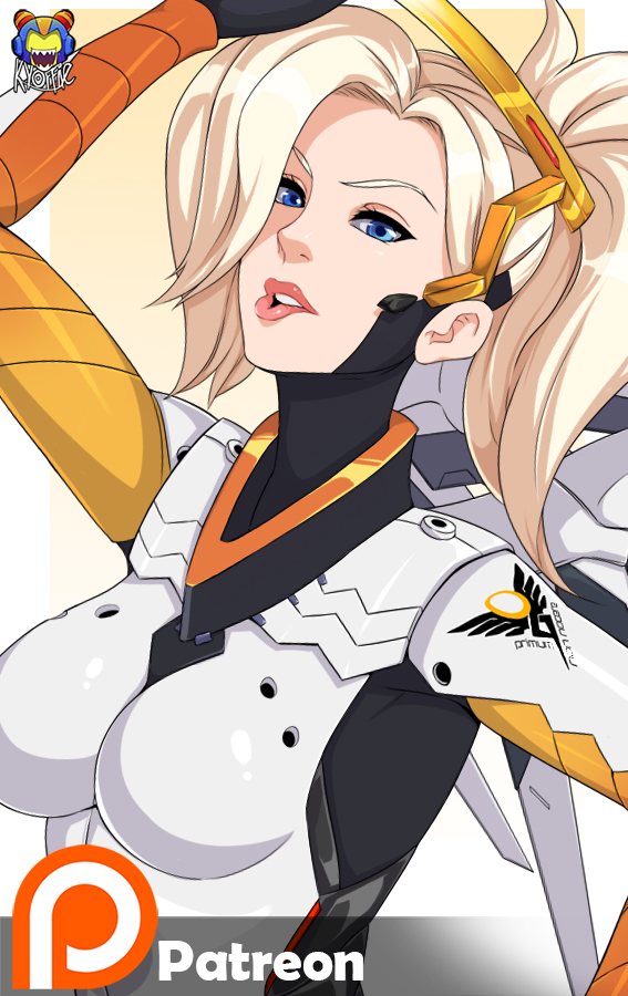 Mercy Patreon by Kyoffie12