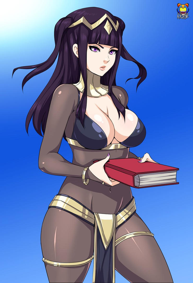 Tharja Normal by Kyoffie12