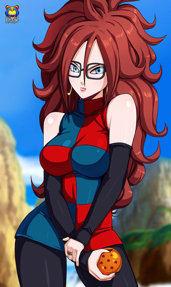 Android 21 by kyoffie12 on deviantart - Dragon ball z 21 ...