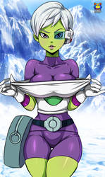 DBS Broly - Chirai by Kyoffie12
