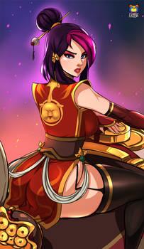 Firecracker Sejuani