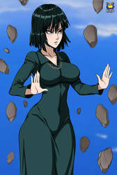 Fubuki one punch man