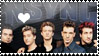 Nsync - Stamp by irishgirl982