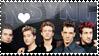Nsync - Stamp by irishgirl982