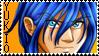 Yukio Stamp by irishgirl982