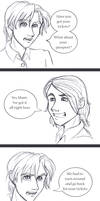 Sirius and Remus comic by irishgirl982