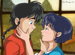 Ranma and Akane I'm Yours