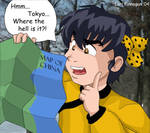 For SarahT- Ryoga - Lost Again