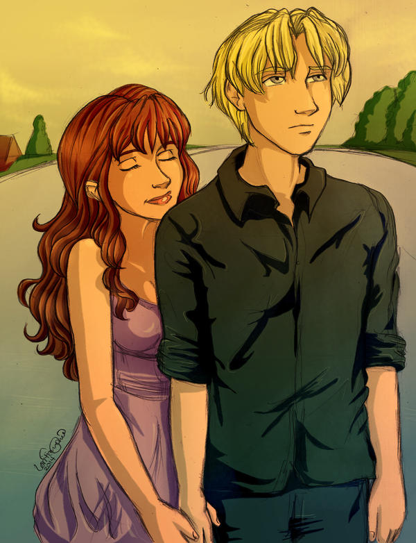 Dramione - The Lake by irishgirl982