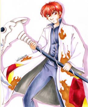 Rin-ne - colored
