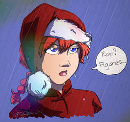 Merry Christmas, Ranma by irishgirl982