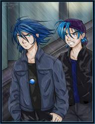 Men in Blue by irishgirl982