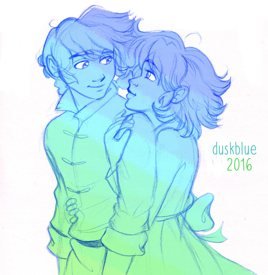 Ranma and Akane  - Together by irishgirl982